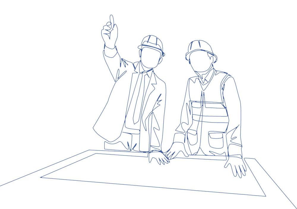 Fachmann für Projektsteuerung